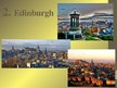 Presentations 'Five Top UK Destinations', 5.