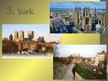 Presentations 'Five Top UK Destinations', 8.