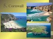 Presentations 'Five Top UK Destinations', 14.