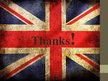 Presentations 'Five Top UK Destinations', 17.
