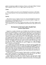 Research Papers 'Development of Liepaja Urban Core & Beach & Its Seaside Park', 6.