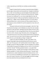 "Essays 'The Analysis of Ray Bradbury's Short Story ""Marionettes""', 2."