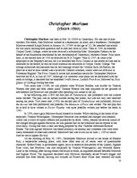 Research papers on english literature