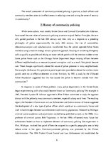 Research Papers 'Community Policing', 6.