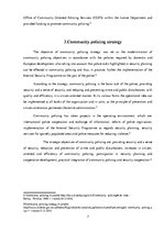 Research Papers 'Community Policing', 7.