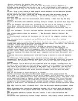 an analysis of the microsoft anti trust case Step 3 - microsoft corporation: antitrust suits case study analysis once you are comfortable with the details and objective of the business case study proceed forward to put some details into the analysis template you can do business case study analysis by following fern fort university step by step instructions .