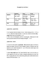 Summaries, Notes 'Word Formation in English', 2.