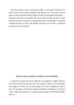 Research Papers 'The Assignment in Communicating with and Leading People', 6.