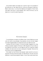 Research Papers 'The Assignment in Communicating with and Leading People', 8.