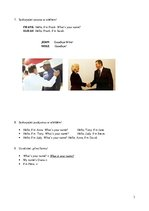 Summaries, Notes 'English for Beginners', 3.