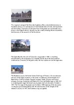 Summaries, Notes 'Historical Monuments in Paris ', 3.