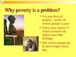 Presentations 'International Problem - Poverty', 2.