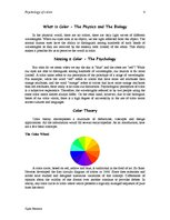 Research Papers 'Psychology of Color', 4.
