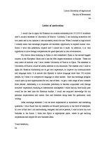 What motivates me essay