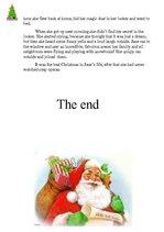 christmas story essay