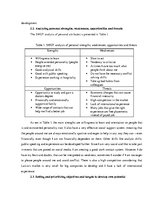 Summaries, Notes 'Comparing Different Management Styles', 7.