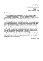 informal letter essay sample spm english papers essay for you english essay informal letter spm english