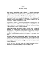 my ideal school essay My ideal classroom with in my ideal school print reference this  published: 23rd march, 2015  disclaimer: this essay has been submitted by a student.