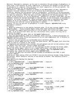 gravimetric determination of phosphorus in p id  essays gravimetric determination of phosphorus in plant food 1