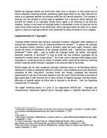 Term Papers 'Copyright Protection in Digital Environment - Peer to Peer Networks', 9.