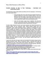 Term Papers 'Copyright Protection in Digital Environment - Peer to Peer Networks', 11.