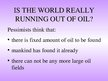 Summaries, Notes 'Oil Problems in the World - Presentation and Summary in the English Exam at Bank', 11.