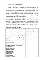 Research Papers 'English Teaching Strategies and Activities', 10.