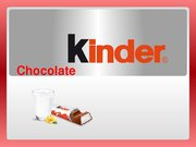 Research Papers 'Kinder Chocolate Marketing Strategy Analysis', 14.