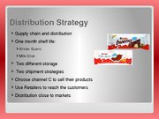Research Papers 'Kinder Chocolate Marketing Strategy Analysis', 22.