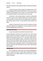 "Summaries, Notes 'Third Chapter of a Book ""The International Hotel Industry""', 4."
