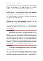 "Summaries, Notes 'Third Chapter of a Book ""The International Hotel Industry""', 5."