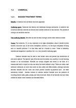 WASTEWATER TREATMENT AND MANAGEMENT - York University