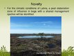 Presentations 'The Peat Extraction Impact on Hydrological Regime of the Raised Bog', 10.