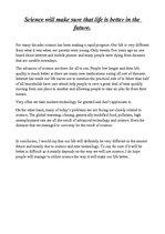 science essay topics essay of science a short essay on science and future  essay topics essaysscience