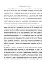 essays on traditional marriage