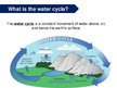 Presentations 'Water Cycle', 6.