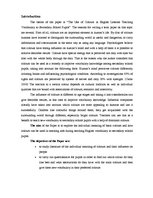 Research Papers 'The Use of Colours in English Lessons Teaching Vocabulary to Secondary School Pu', 6.
