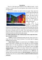 Research Papers 'The Use of Colours in Architecture', 3.