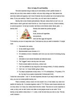 How to keep fit and healthy essays id 838267
