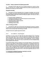 Summaries, Notes 'Bookkeeping', 5.