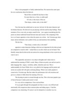 "Essays 'Analysis of the Poem ""My Voice"" by Sir Oscar Wilde', 3."