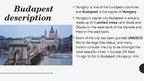 Research Papers 'Travel Planning to Budapest', 5.